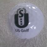 close up golfbal 2011